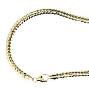 14kt. heren- of dames collier