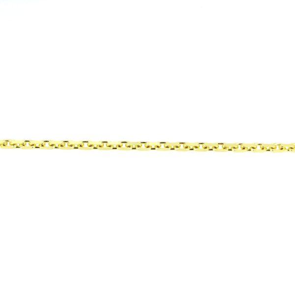 8kt. armband ankermodel